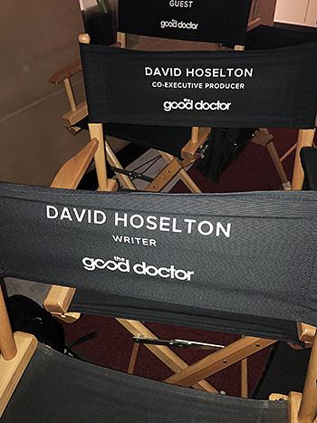 David Hoselton Holleywood Chair